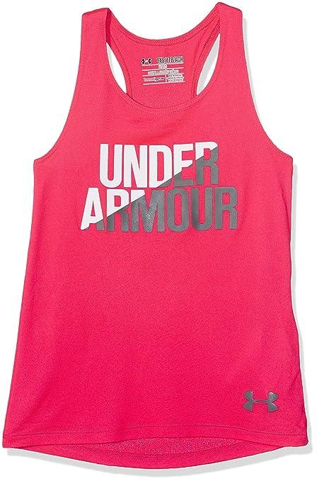 ae20c9c68d623 Amazon.com  Under Armour Girls Tank Top  Sports   Outdoors