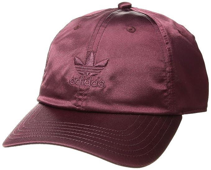 437b77c64 adidas Women's Originals Satin Relaxed Adjustable Strapback Cap ...
