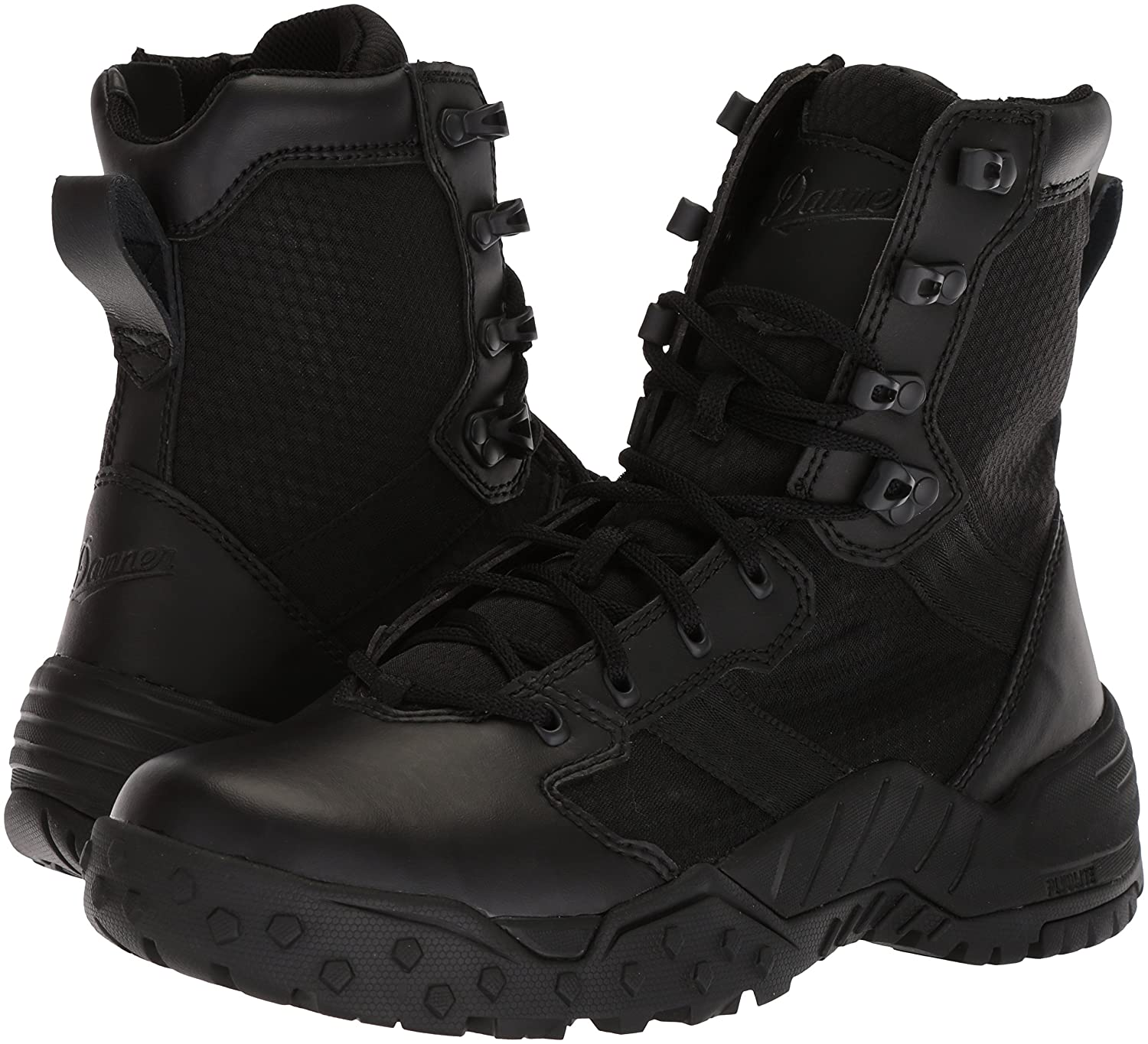 Danner Mens Scorch Side-Zip 8 Military and Tactical Boot