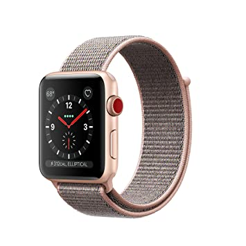 Apple Watch Series 3 OLED GPS (satélite) Móvil Oro Reloj Inteligente - Relojes Inteligentes