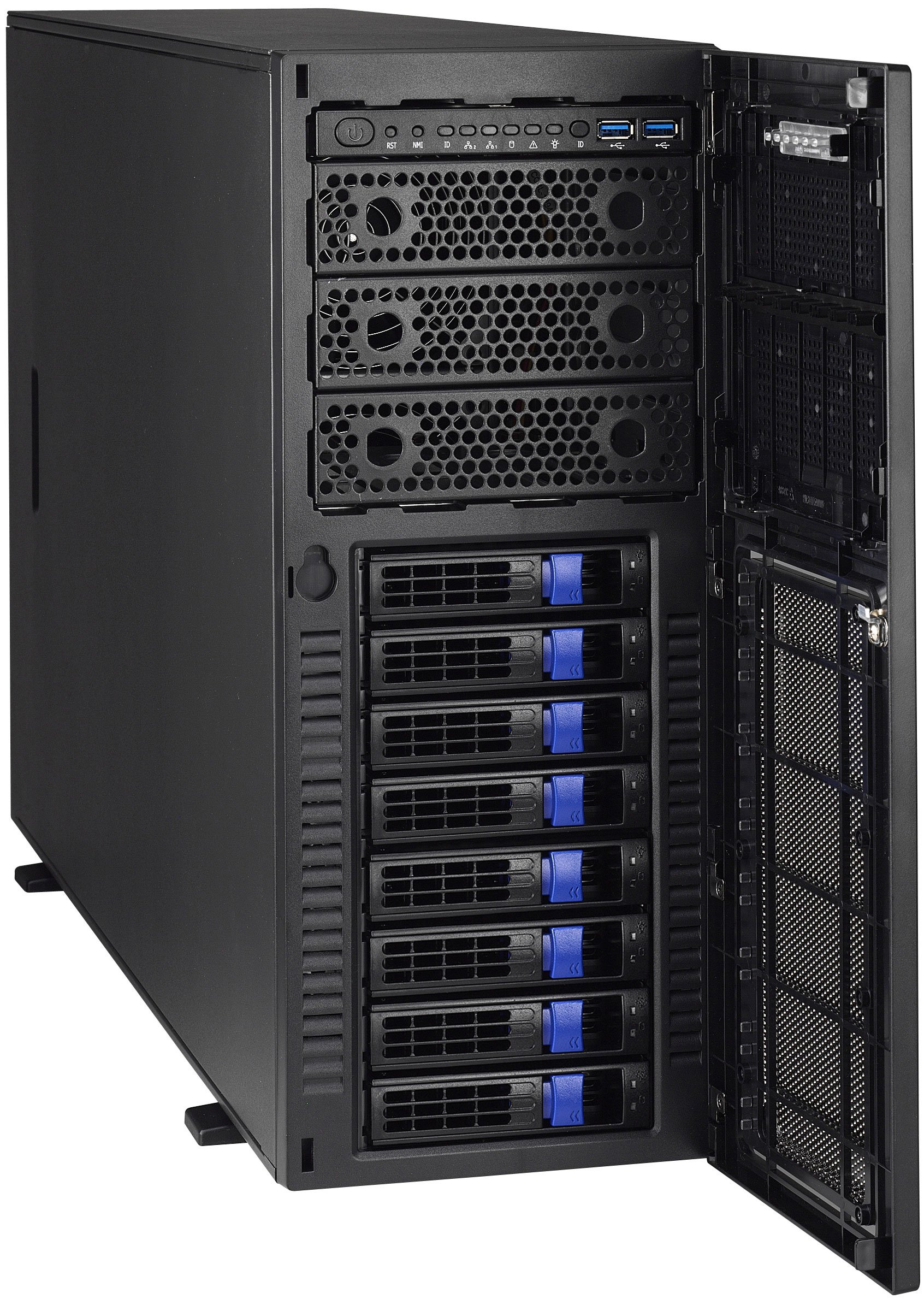 Tyan Thunder HX FT48T-B7105 (B7105F48TV8HR-2T-G) Pedestal 5-GPU Professional Workstation