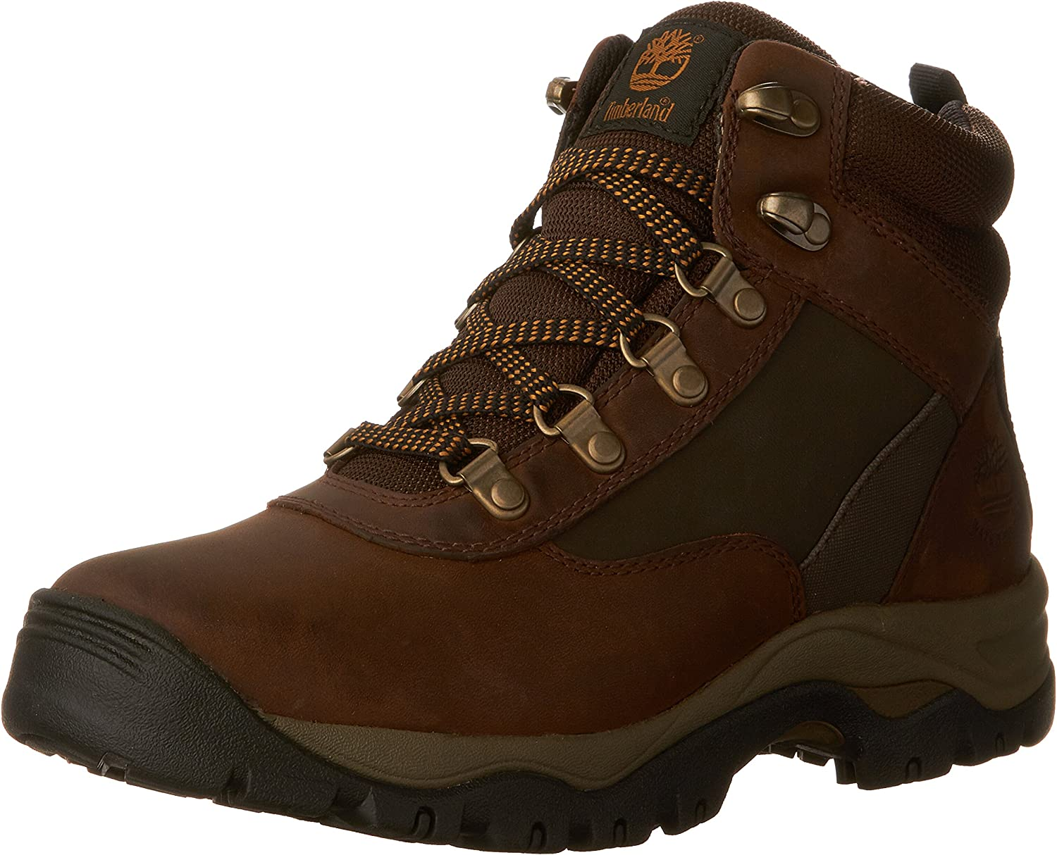 Timberland Women s Keele Ridge WP Leather Mid Winter Boot