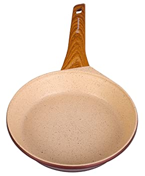 WaxonWare Stoneware Frying Pan