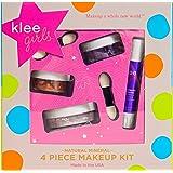 Luna Star Naturals Klee Girls 4-Piece Kit, Glorious Afternoon