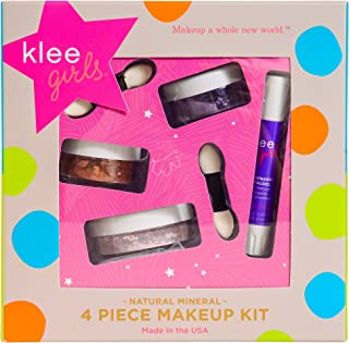 product image for Luna Star Naturals Klee Girls 4-Piece Kit, Glorious Afternoon