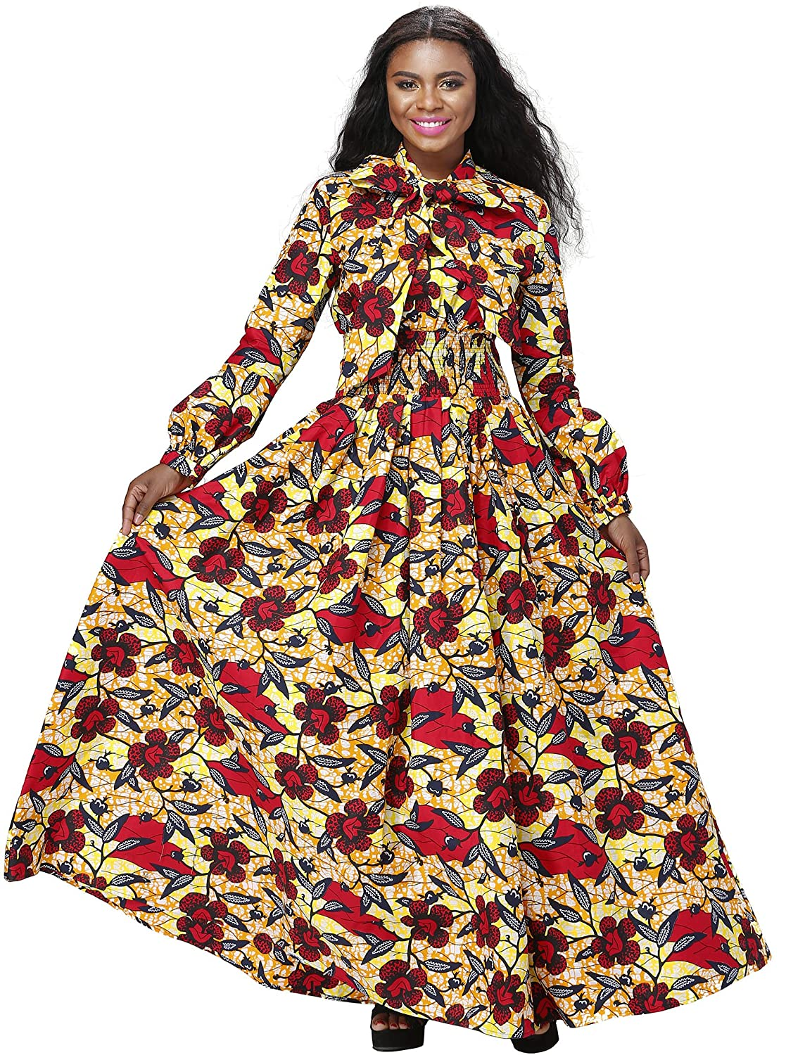 4d959cae7c3b Top 10 wholesale Bow African Traditional Dresses - Chinabrands.com