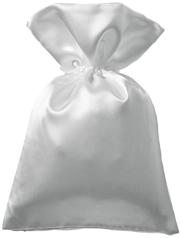 Amazon.com: Darice VL30051 Wedding Drawstring Bridal Favor Bag ...