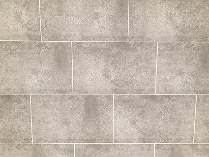 Il rivestimento store cutline grey flagstone pannelli effetto