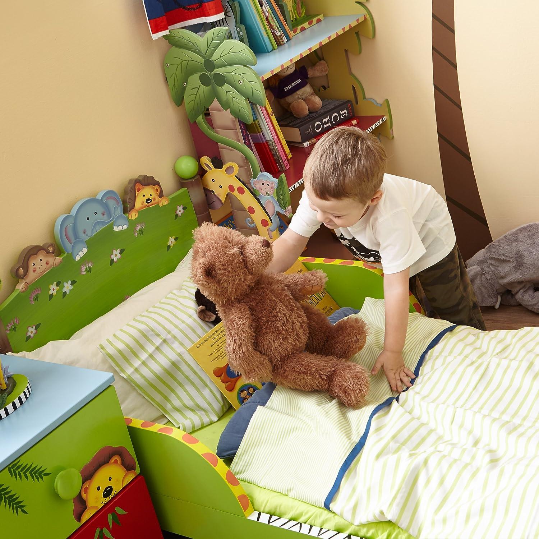 Teamson TD-0086A Sunny Safari Kinderbett
