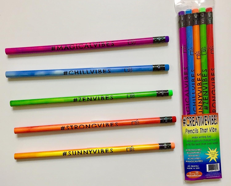 # creativevibesカラーChanging Pencils B07583M9SH
