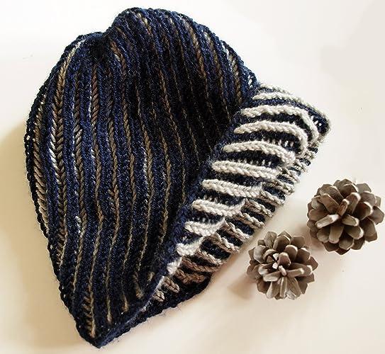 Cappello in lana e microfibra 717d067bff8a