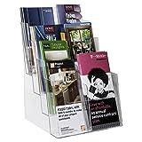 Clear-Ad - LHF-S84 - Plastic Rack Card Literature