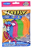 Firefly Kids Flossers: 30 Count