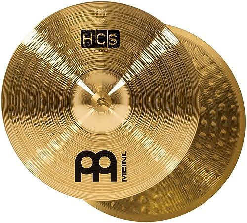 """Meinl HCS 13"""" Hi-Hat Cymbals"""