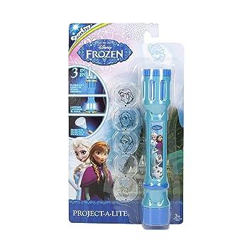Joy Toy 40314 - Linterna Disney Frozen