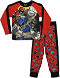 Power Rangers Boys Power Rangers Pyjamas Dino Charge Ages 3 to 10 Years