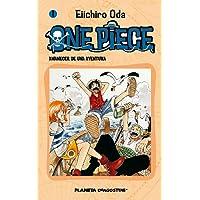 One Piece nº 01: Amanecer de una aventura (Manga Shonen)