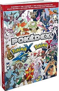 Pokemon Omega Rubin Und Alpha Saphir Pokedex Lösungsbuch Amazon