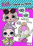 L.O.L. Surprise! Bendon 42756 Color & Trace Book, Multicolor
