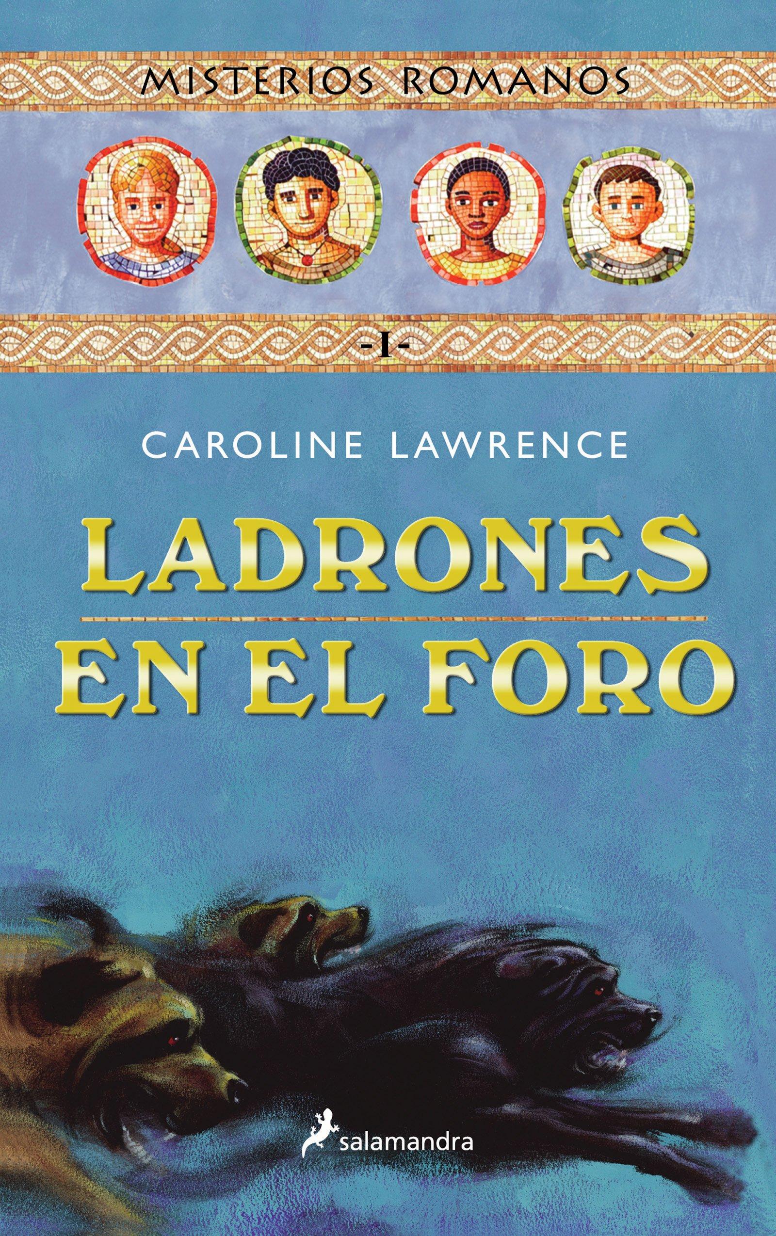 Ladrones en el foro (Spanish Edition)