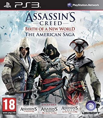 Assassins Creed The American Saga Collection [Importación Inglesa ...