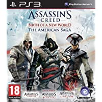 Assassins Creed American Saga [Psx3]