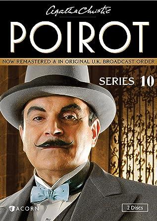 agatha christie poirot  : Agatha Christie's Poirot, Series 10: David Suchet, Hugh ...
