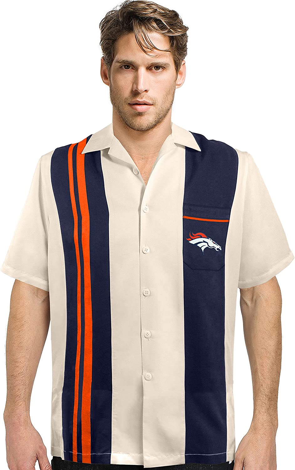 Littlearth NFL Spare Bowling Shirt