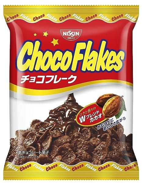Nisshin Cisco copos de chocolate bolsas 90gX12