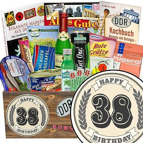 Geschenke Zum 38 Geburtstag Frauen Spezial Geschenk Box