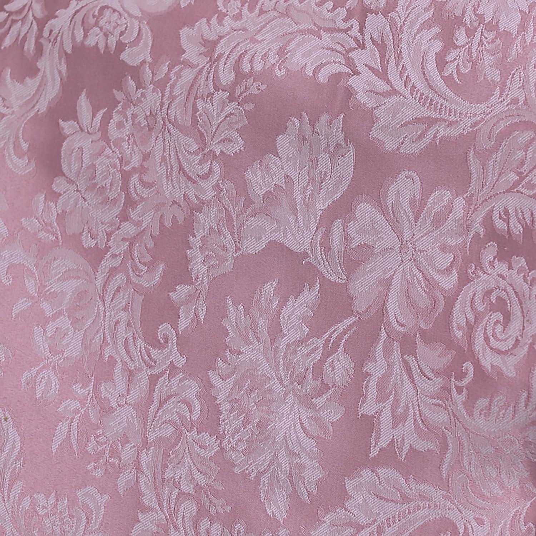 Miranda 17 x 17-Inch Damask Cloth Napkins Bordeaux 1 Dozen Ultimate Textile