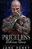Priceless: A Dark Bratva Romance (Ruthless Doms) (English Edition)