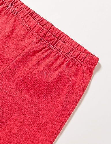 Salt /& Pepper Capri Hufeisen Druck mit Pailletten Pantaloncini Bambina