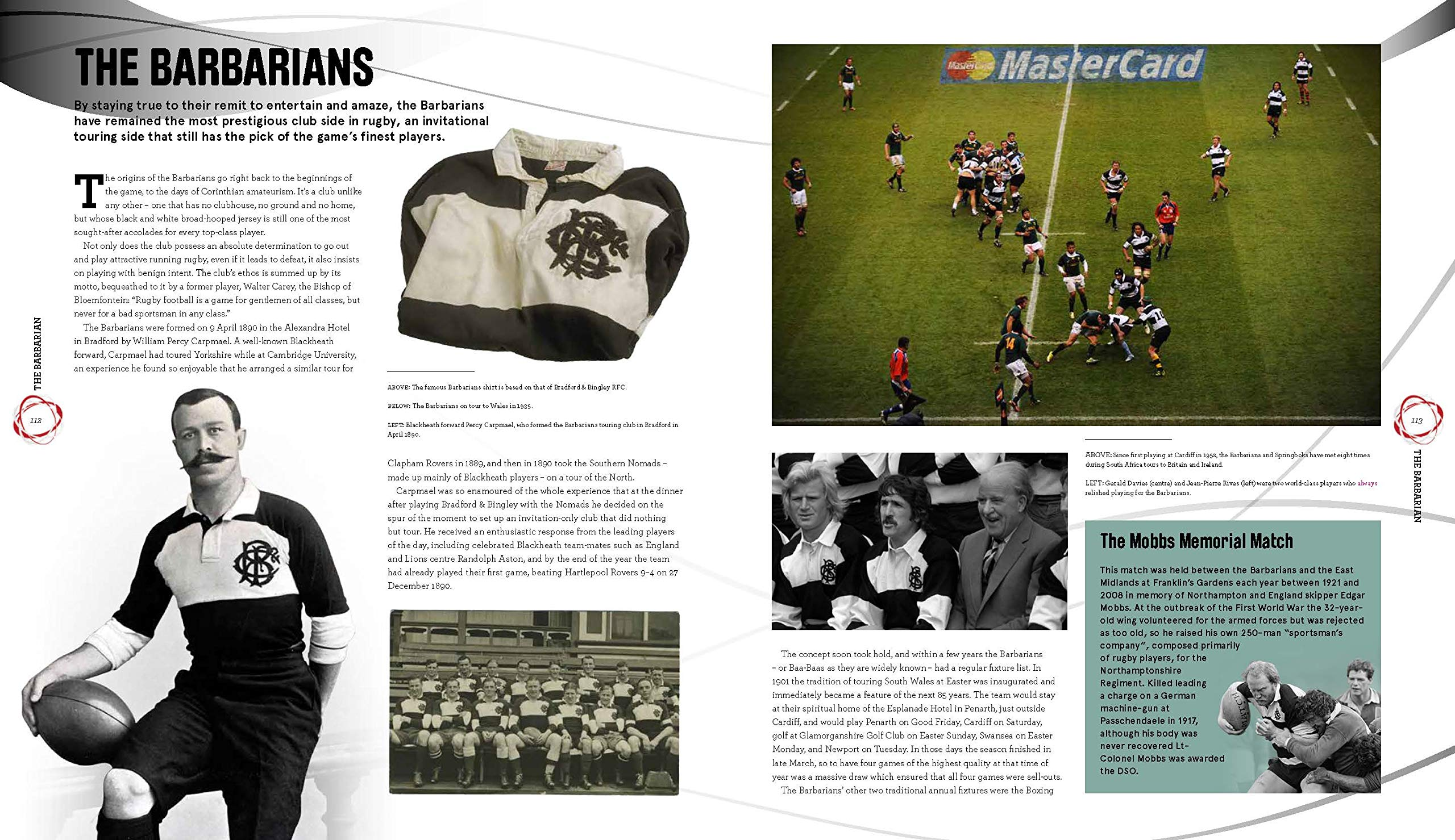 The Illustrated History of Rugby Union: Amazon.es: Richard Bath ...
