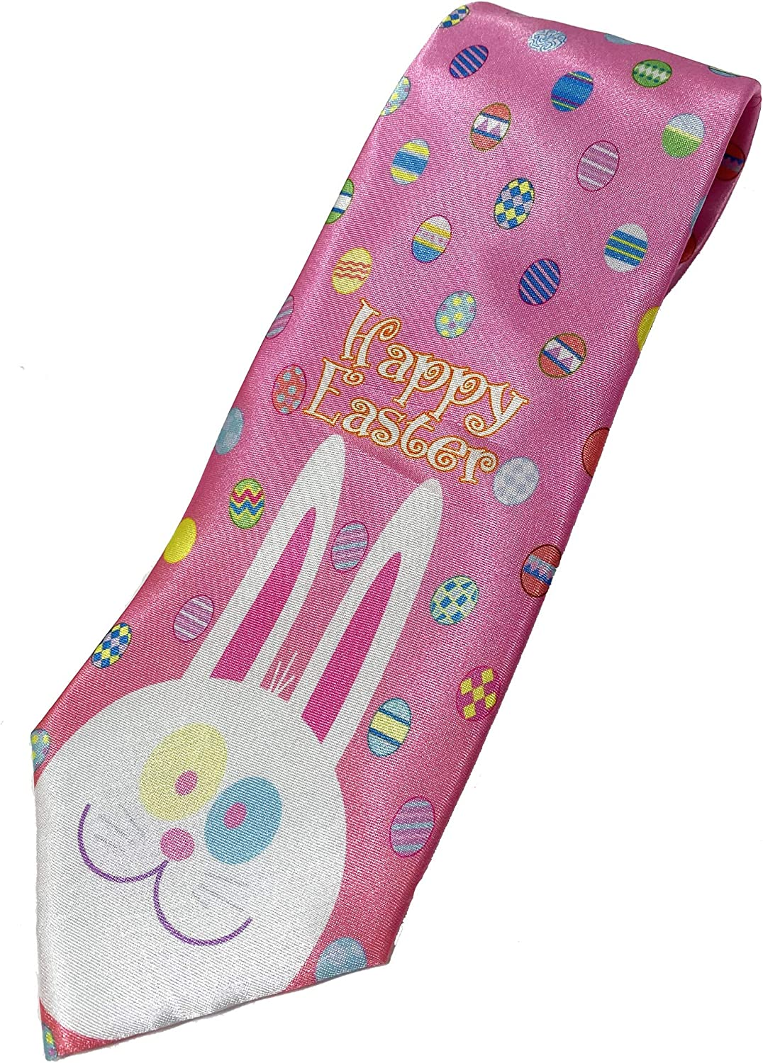 Jerry Garcia Neck Tie Collection 61 Smile Spring Easter Eggs