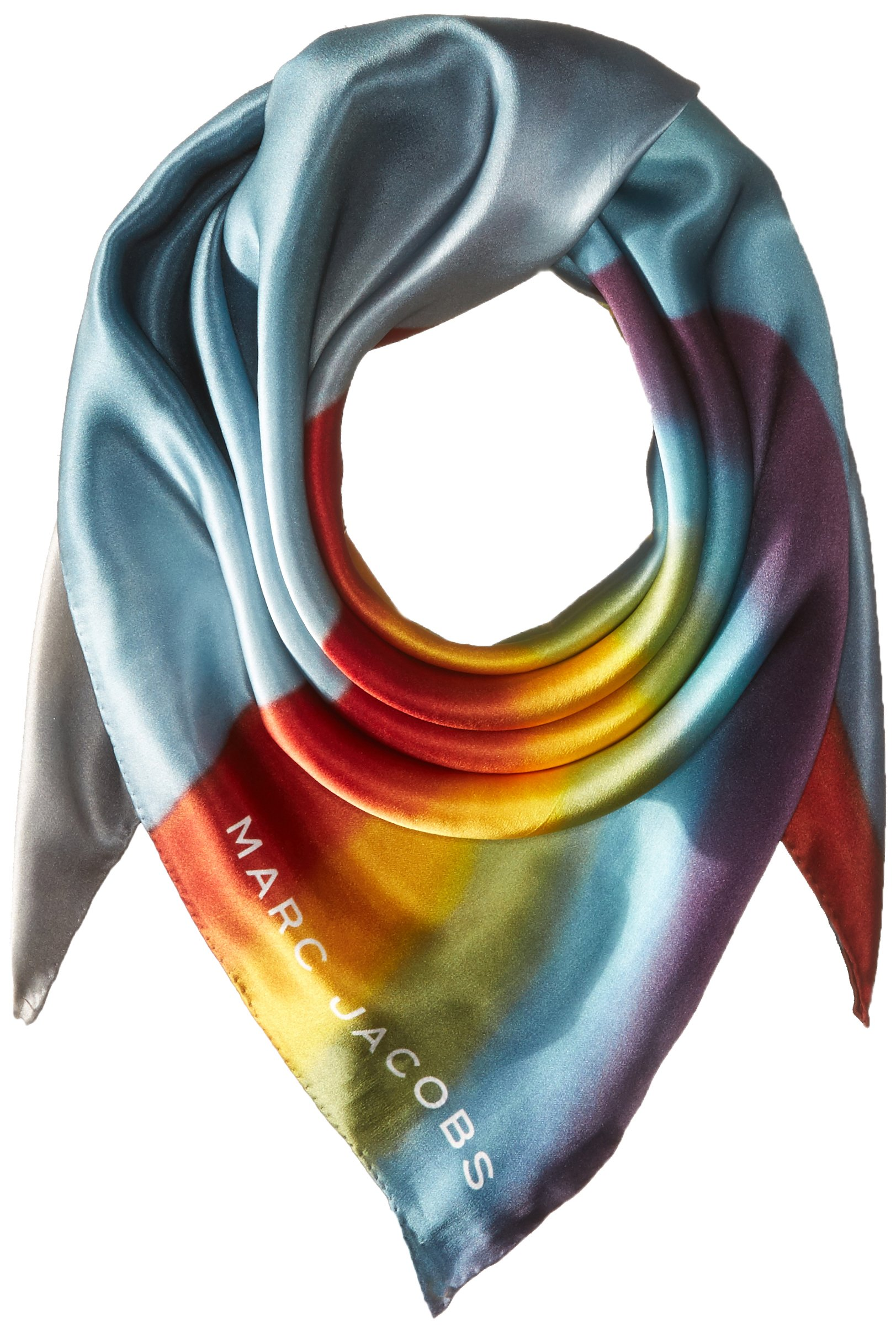 Marc Jacobs Women's Rainbow Scarf, Multi, One Size