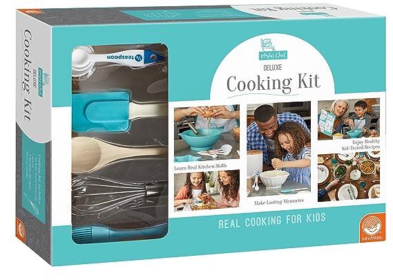 Amazon.com: MindWare Playful Chef, kit de cocina de lujo ...