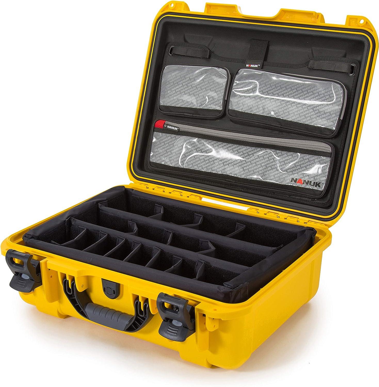 Nanuk 930 Waterproof Hard Case with Foam Insert Olive