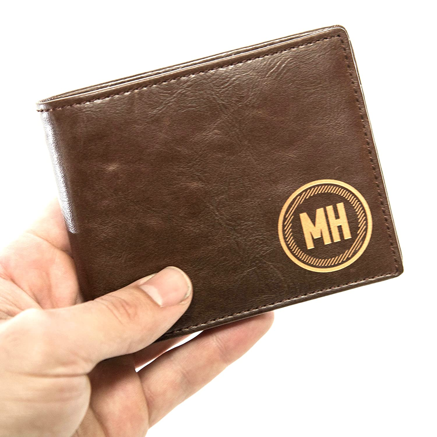 Personalized Mens Wallet - Leather Wallet, The Perfect Mens Gift ...