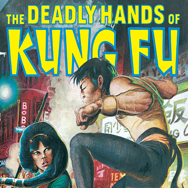 Deadly Hands of Kung Fu (1974-1977) (Issues) (33 Book Series)