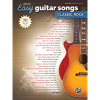 Alfred's Easy Guitar Songs - Classic Rock: 50 Hits of the '60s, '70s and '80s