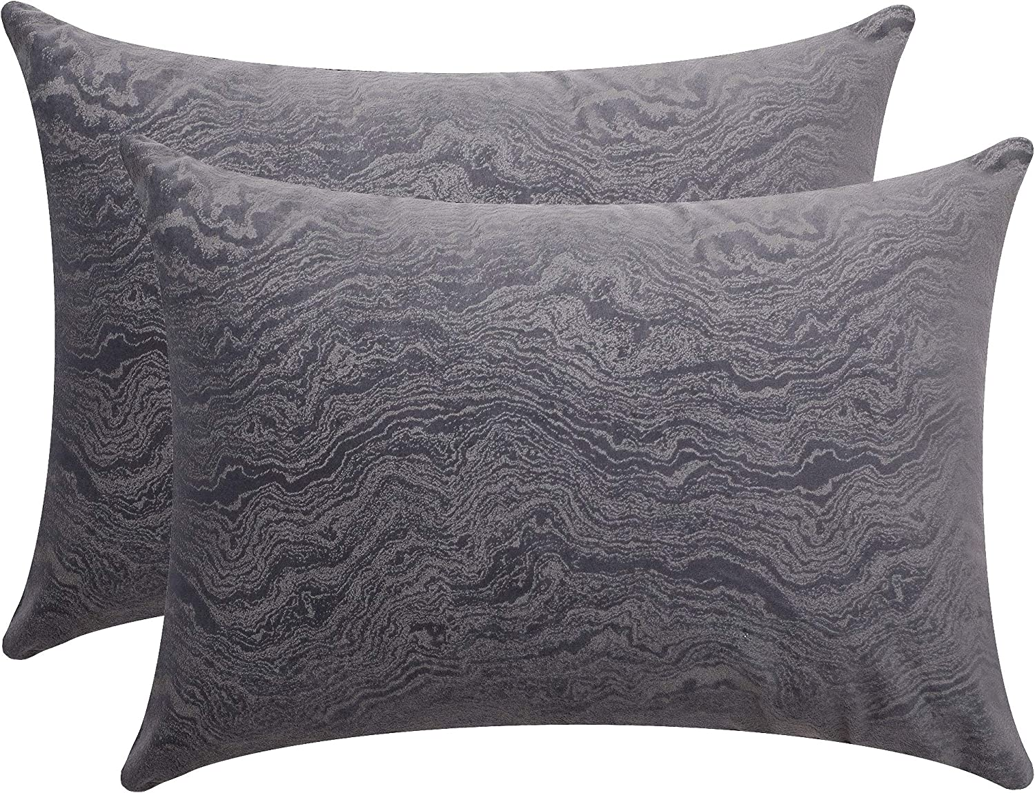 Silky Soft Velvet Throw Pillow Covers