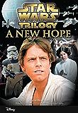 Star Wars Trilogy:  A New Hope: (Junior Novelization) (Disney Junior Novel (ebook)) (English Edition)