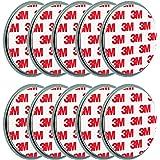 ECENCE 10x Magnetbefestigung/Magnethalter für Rauchmelder 45020108010