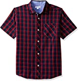 Poppers By Pantaloons Boys' Checkered Regular Fit Shirt