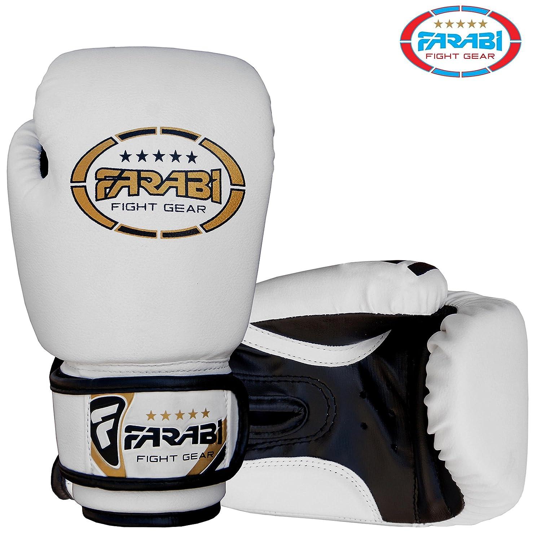 Farabi Kidner Boxhandshuhe Mehrfarbig 3-7 jahre 4 onzas