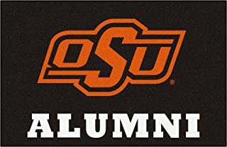 """product image for FANMATS 18355 Oklahoma State Alumni Starter Rug (19""""x30""""), 1 Pack"""