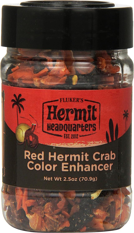 Fluker's Color Enhancer Treat - Food for Red Hermit Crabs