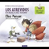 Los Atrevidos en busca del tesoro (El taller de emociones): Incluye claves para ayudar a mejorar la autoestima (Spanish Edition)