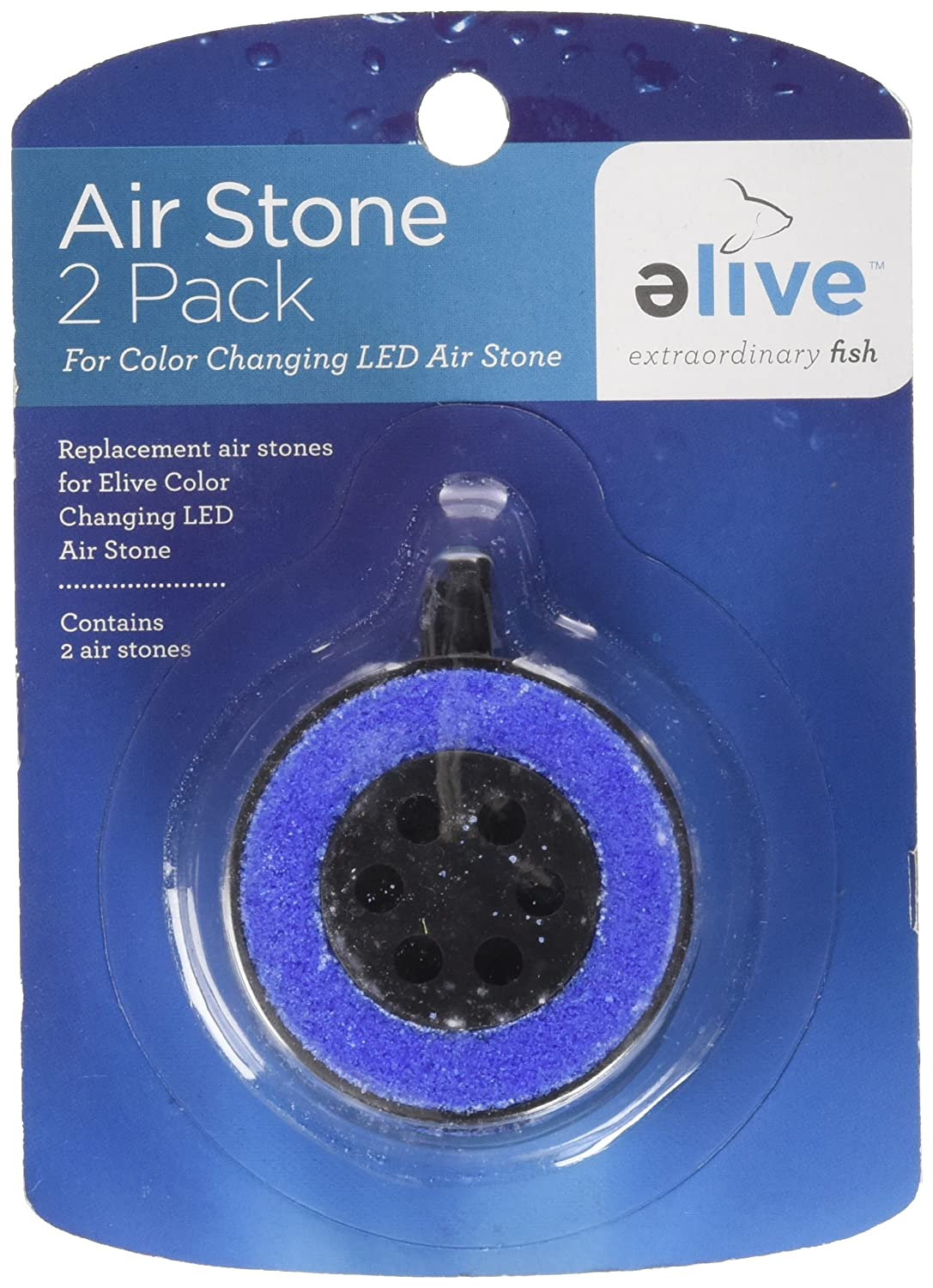 Elive EE01030 Led Air Stone Replacement 2Pack B00IK4GO6M